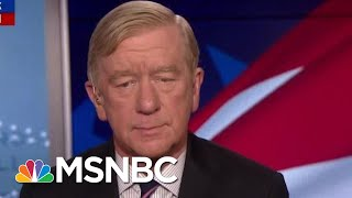 Bill Weld Calls President Donald Trump A 'One Man Crime Wave' | Hardball | MSNBC