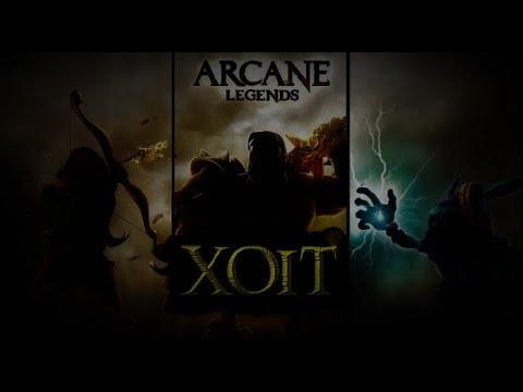 Arcane Legends Pvp 44 Xoit Vs Purpose