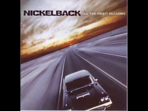 Nickelback - All the Right Reasons (full album)