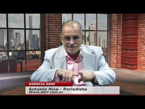 Antonio Rico: No le encuentran el agujero a la aguja