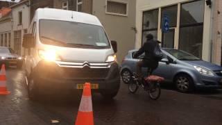 Op stap met pakketbezorger Polinder uit Kampen