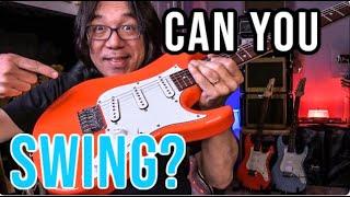 Must Know - R๐ot 3rd 7th Swing Rhythm Guitar - 3 Levels