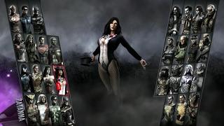 Injustice: Gods Among Us Arcade #26 - Zatanna
