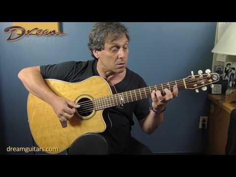 Dream Guitars Performance - Peppino D'Agostino -
