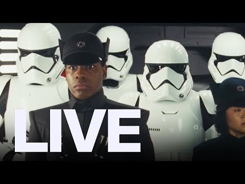 Download Youtube: Prince William, Prince Harry's 'Star Wars: The Last Jedi' Scene | ET Canada Live