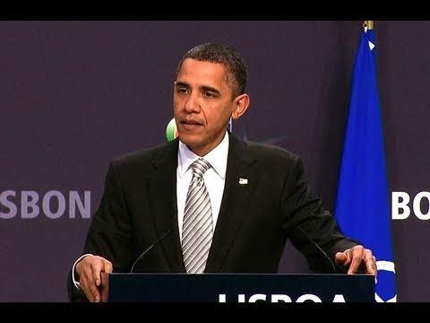 NATO Summit Presidential Press Conference