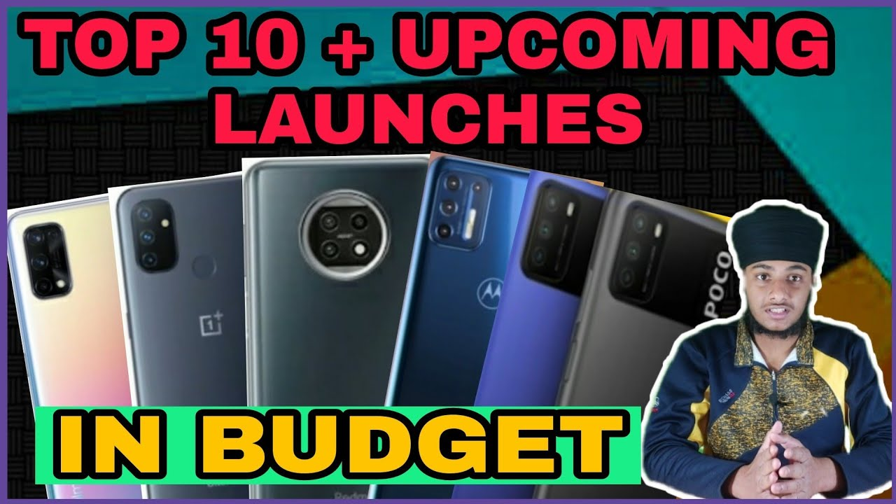 Top 10+ Best Upcoming Mobile Phone Launches ⚡ February 2021 in hindi