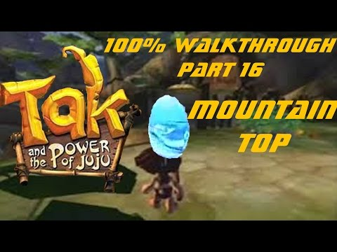 #16 | Let's Play Tak and the Power of Juju 100% - Mountain Top