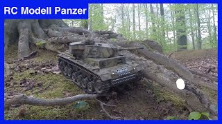 Heng Long Panzerkampfwagen 3 vs Tiger 2 von Torro - Leopard, Panther, Sherman, Abrams & Challenger.