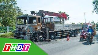 Đồng Tháp: Tai nạn giao thông nghiêm trọng làm 1 người tử vong | THDT