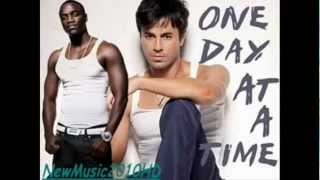Download One Day At A Time - Enrique Iglesias ft. Akon (lyr MP3 song and Music Video
