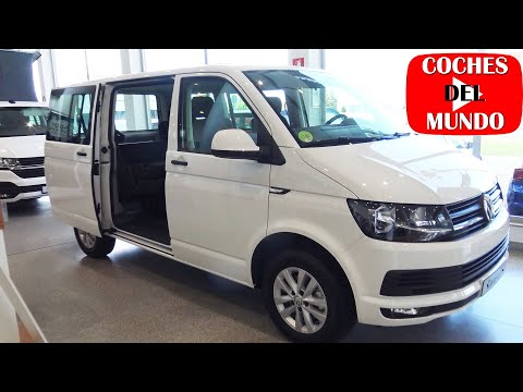 VW Caravelle 2020 / Caravelle Interior - Coches Del Mundo