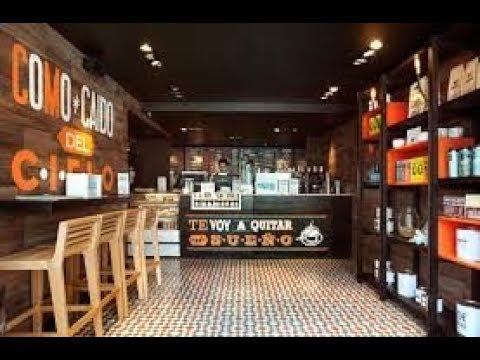 Desain Cafe Kopi  Sederhana YouTube