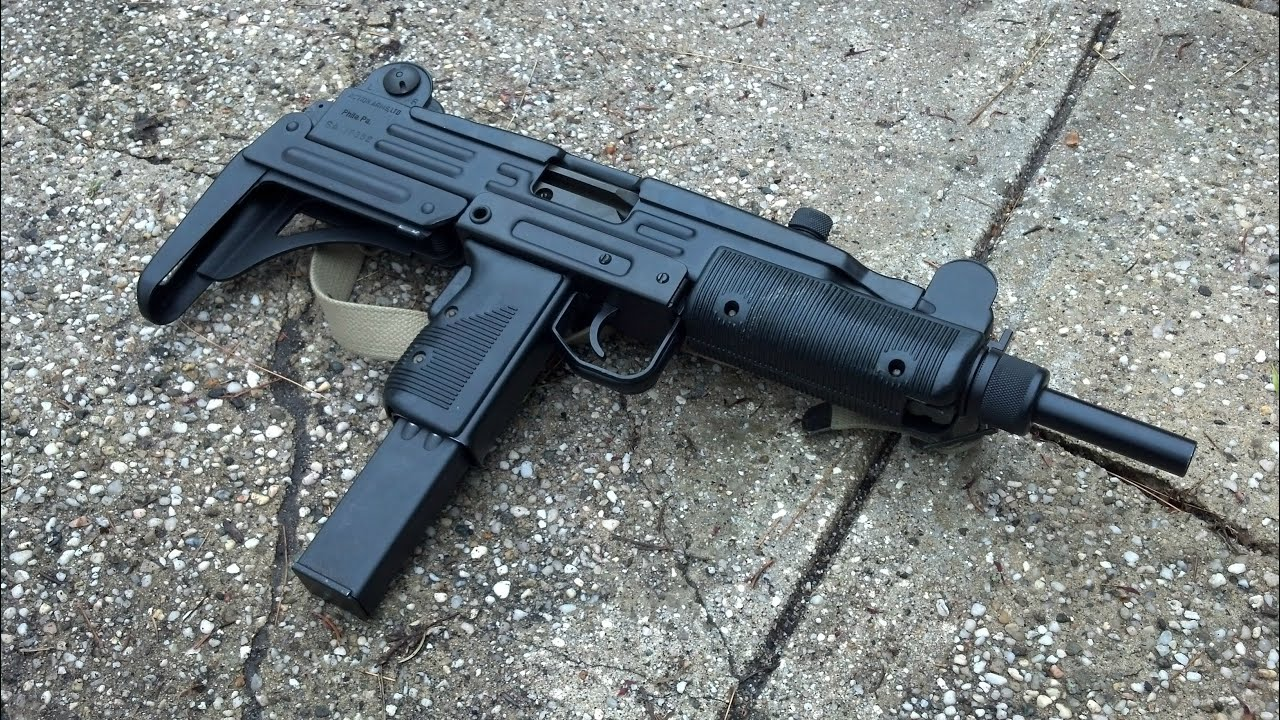 machine gun all