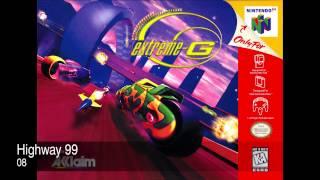 Extreme G Soundtrack • Nintendo 64