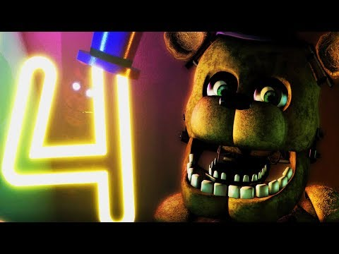 PLAY AS THE FOUNDER OF FREDBEARS! | Final Nights 4 Fates Entwined Breakdown (Five Nights at Freddys)