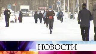 В День защитника Отечества по всей России проходят праздничные мероприятия.
