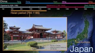 Classical Japan during the Heian Period | World History | Khan Academy