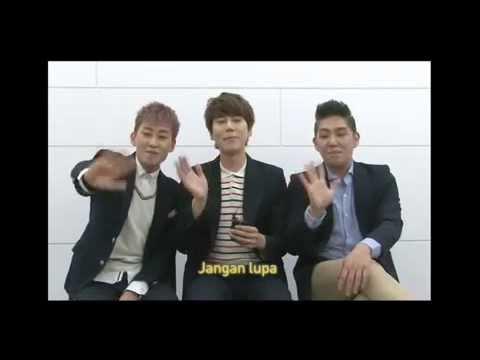 Super Junior Says Indonesia Elf Unyuunyu dan Cantik