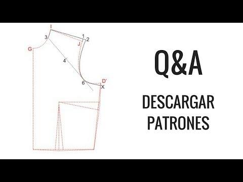 CÓMO DESCARGAR PATRONES GRATIS + NOVEDADES BLOG
