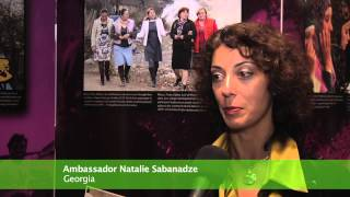 Faces of the Neighbourhood Photo exhibition – Opening at the Info Point Schuman in Brussels