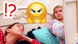 VLOG Как ссорятся Настя и Катя