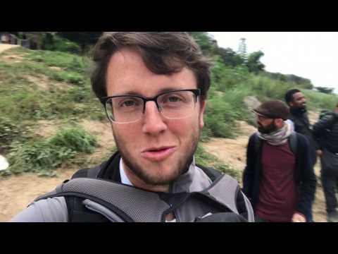 New Years Luang Prabang, Laos Travel Vlog: Folan Finds Trip Around the World Day 29