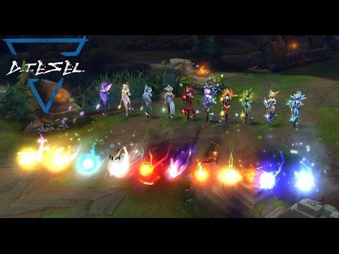 Elementalist Lux | League Of Legends | Diesel