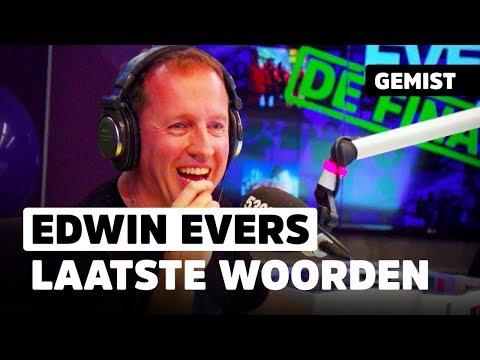 Edwin Evers: 'Ik wilde een ochtendshow!' | 538Gemist