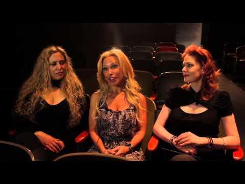 Interview w/ Melantha Blackthorne,  Rachel Robbins & Seregon O'Dassey @ 2013 NYCHFF