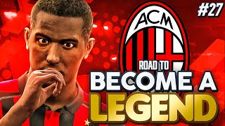 """ROAD TO BECOME A LEGEND! PES 2019 #27 """"HOW TO GET BACK ON TRACK?!"""""""
