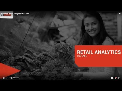 Manthan Retail Analytics Use Case