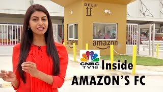 Inside Amazon | How does Amazon India deliver packages in less than 24 hours? | CNBC TV18