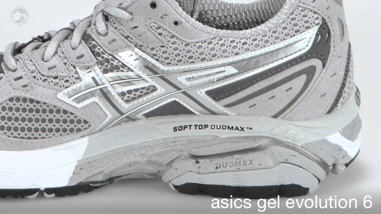 Asics womens Gel Evolution 6