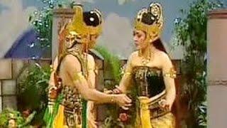 Mocopat Palaran PANGKUR SURAGREGED - Wayang Orang Bharatayudha - Javanese Classical Dance [HD]