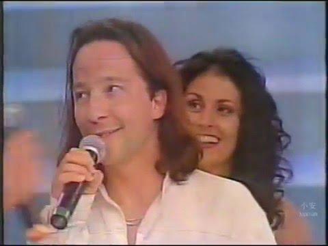 DJ BoBo @ Raul Gil (in Brazil 1997) Interview