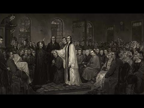 Methodist History: The Christmas Conference