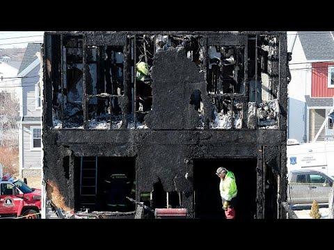 آلاف الكنديين يتبرعون لسورييْن فقدا أبناءهما السبعة في حريق في كندا…  - نشر قبل 5 ساعة