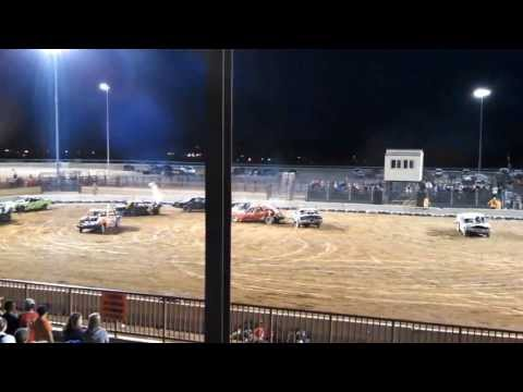 2013 Carbon County Sheriff's Search & Rescue Demolition Derby
