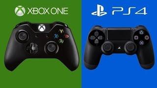 Видеообзор консоли Xbox One и сравнение с XBOX ONE vs PS4