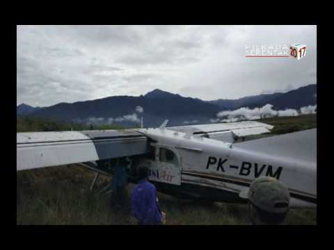 Pesawat Susi Air Tergelincir di Papua Mp3