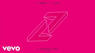 DJ Snake A Different Way Kayzo Remix ft Lauv