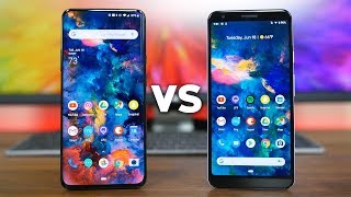 OnePlus 7 Pro vs. Google Pixel 3a XL: More Similar Than You'd Think!