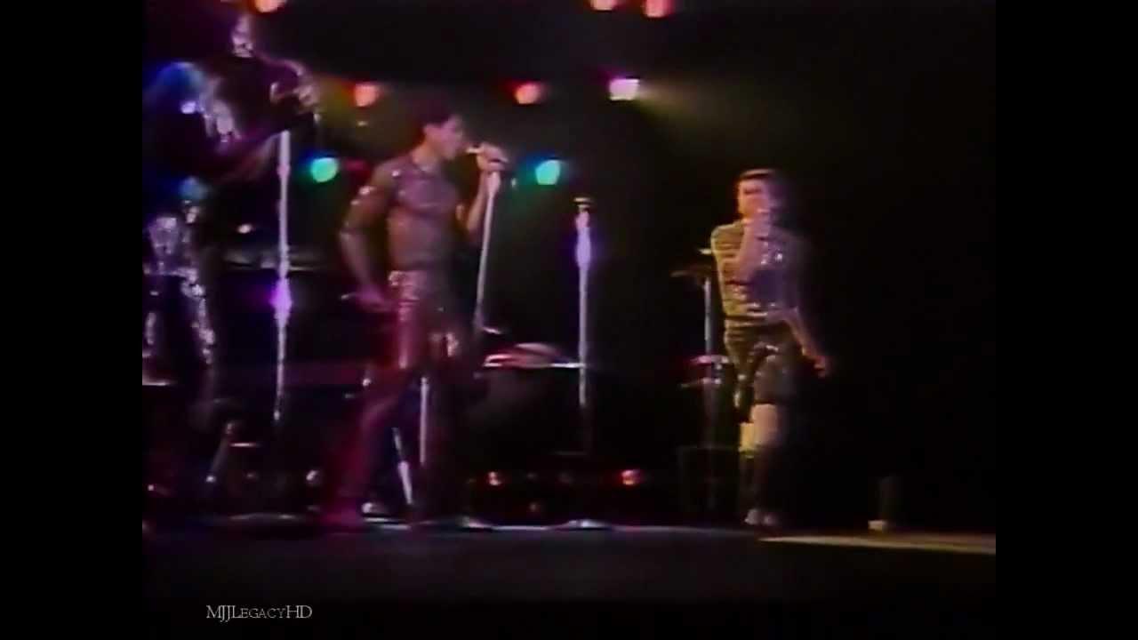 Jacksons Triumph Tour Youtube