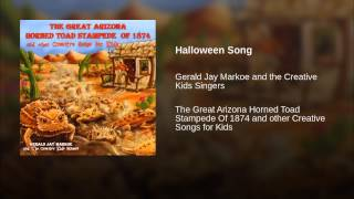 Halloween Song Thumbnail