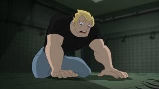 The Spectacular Spider-Man - Eddie loses the symbiote
