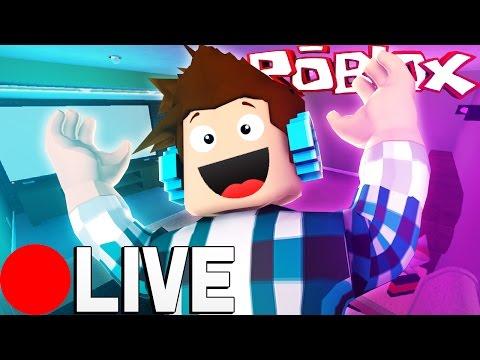 ROBLOX LIVE #2