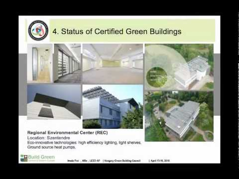 Hungary Green Building Marketplace - Build Green Central Eastern Europe