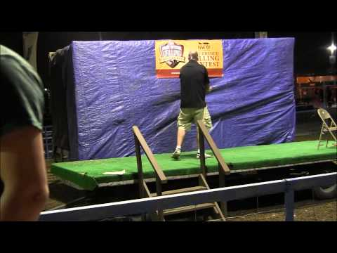 Friction Division of the Northern New Jersey State Turkey Calling Contest August 8, 2015