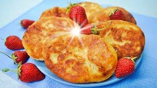 Секретные особо мягкие жареные пирожки с ягодой
